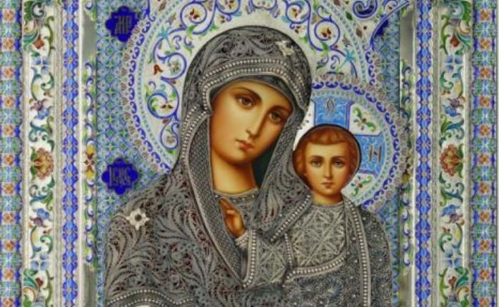 21 липня день Казанської ікони Божої Матері. Молитви Богородиці в ...